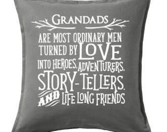 Grandad Cushion 50cm x 50cm