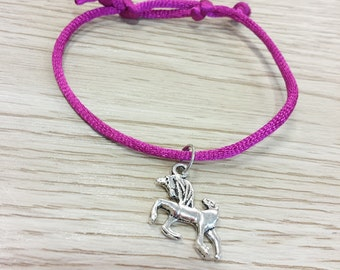 10 Pieces Unicorn Friendship Bracelet Party Favors
