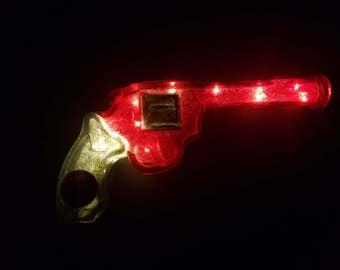 Deadpool gun, Deadpool bottle light, Deadpool bday, Deadpool replica gun,  Deadpool gift