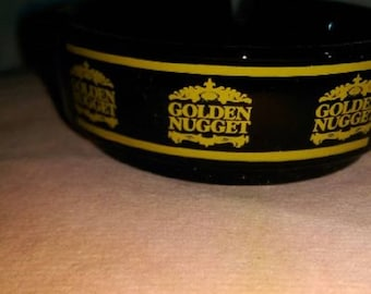 Golden Nugget Ashtray