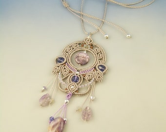 Mystical pendant etsy mystical pendant kit and tutorial step by step with 51 photos aloadofball Images