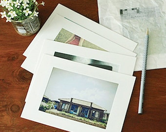 4 x 6 Photo Frames Refill / White - 30 sheets (7.3 x 5.1in)