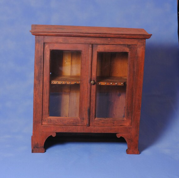 - Cabinet Hippy Chic Antique Primitive Furniture French