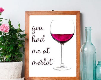 Wine print, wine art, wine poster, printable art, funny printable, wine, drinking humor, wine lover gift, gift for her, wine wall art