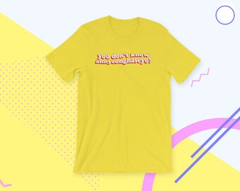 BTS Jin You Don't Know Annyeonghaseyo? Funny Kpop Shirt