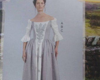 Outlander Costume for man or woman. Buyers Choice