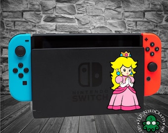 Princess Peach Decal