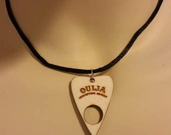 Ouija oracle necklace