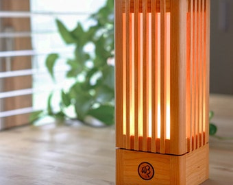 Japanese Accent Table Lamp