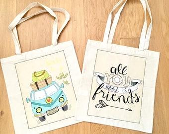 Shopper →Friends