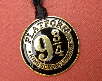 Platform 9 3/4 Ornament or Keychain - READY TO SHIP