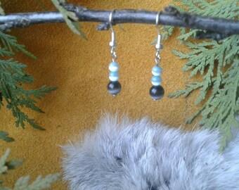 Drops Of Mercury designer earrings