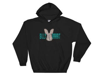 SILLY RABBIT - Hooded Sweatshirt