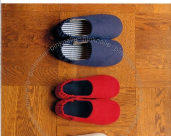 ROOM SHOES Japanese Craft Book