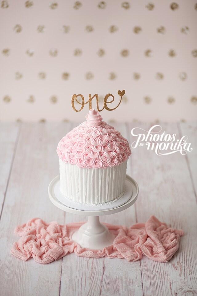 Etsy Personalized Cake Topper St Birthday