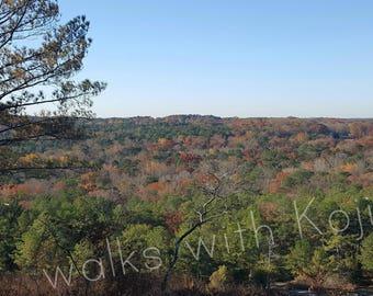 Stone Mountain Ga - Cherokee Trail #2