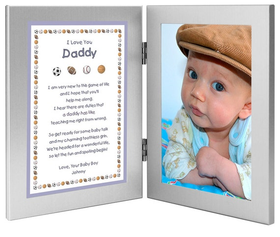 New Dad Personalized Birthday Or Father's Day Gift Daddy
