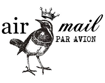Air Mail -  Par Avion