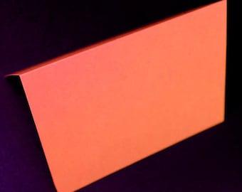 4 Bar Folded Cards 50/set | Heavyweight Blank Folded Card stock | Blank Folded Cards | 50/pk