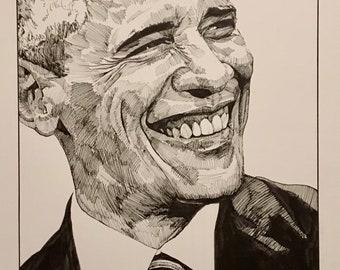 Barack Obama (PRINT)