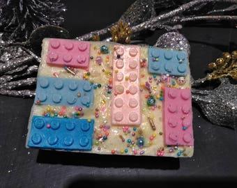 Cute Lego soap