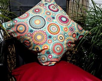 Bold, Boho Cushion Cover