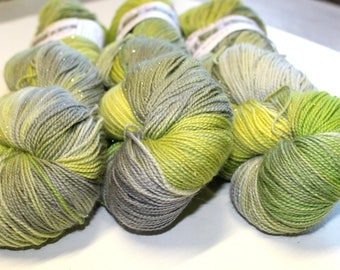 Sparkle Sock Yarn  4 ply