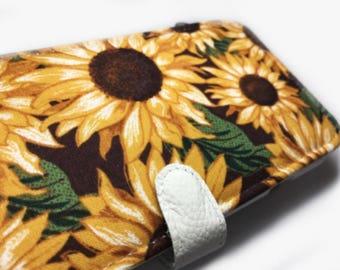 Sunflower iPhone 7 Case iPhone 7 wallet case iPhone 7 Plus Case iPhone 7 Plus wallet case