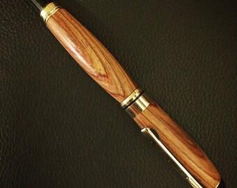 Cocobolo Fountain Pen pen fountain pen writing accesory