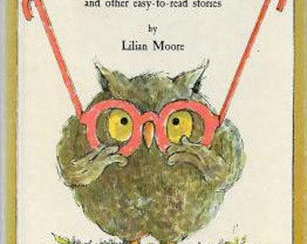 The Magic Spectacles by Lilian Moore, Arnold Lobel (Illustrator)