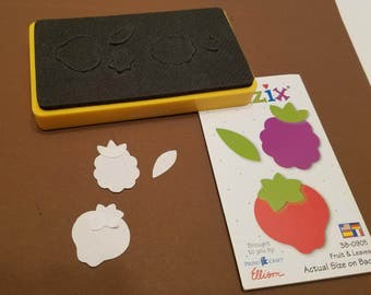 Sizzix Fruit & Leaves #38-0905