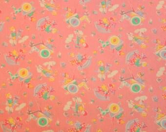 Fabric destash 1 fat quarter Apron Strings by Chloe's Closet