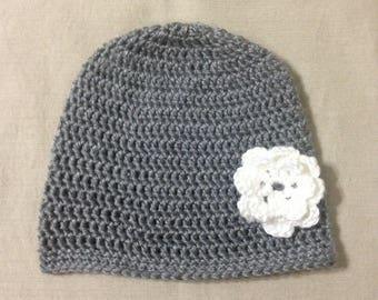Crochet Head Cap/ Beanie For Women