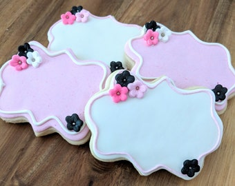 Sugar Cookies, Customize