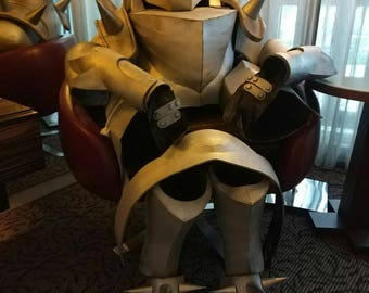 Full Metal Alchemist Alphonse Elric's Armour Cosplay (legs only)