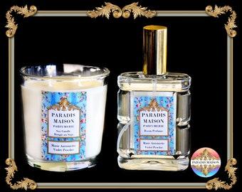 Violet Room Spray, Violet Room Fragrance, Violet Perfume, Violet Powder, Versailles Room Spray, Marie Antoinette Room Spray
