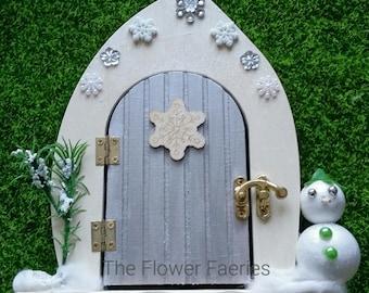 Fairy Door -The Snow Fairy