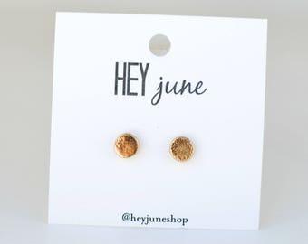 tiny circle studs, gold circle earrings,  gold circle stud earrings, tiny circle earrings, simple circle earrings, minimalist earrings,