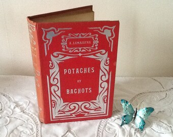 Alexis Lemaistre, Potaches et Bachots, Illustrated Works, French Classic Litterature,