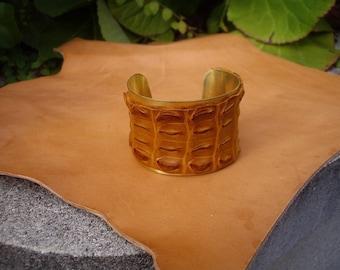 Cuff bracelet  Marie-Odile