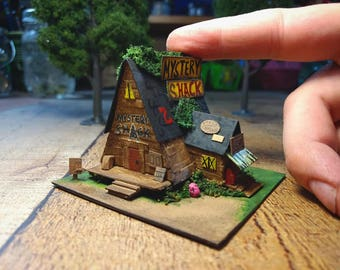 Gravity Falls MYSTERY SHACK mini