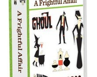 A Frightful Affair, NEW Cricut Cartridge