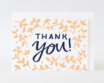 Thank you // Greeting card  TPRC134