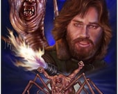 The Thing 1982 A5 Size Gr...