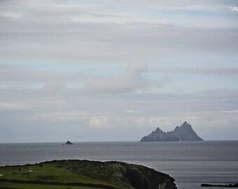 Ireland, Irish, Skellig Michael, Star Wars, The Last Jedi, Gaeltacht, County Kerry, Ring of Kerry, Portmagee, Cows, Dingle Peninsula