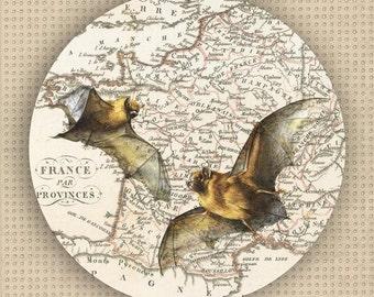 batty II plate