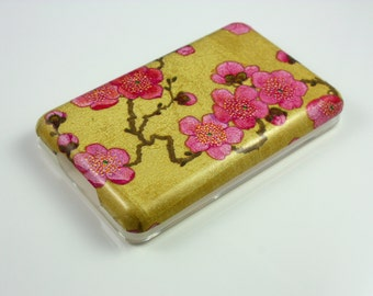 Golden Blossom iPod Classic Hard Cover Shell Case 80/120/160 GB 6th 7th generation/iPod touch 5