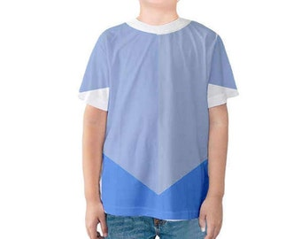 Kid's John Smith Pocahontas Inspired Shirt