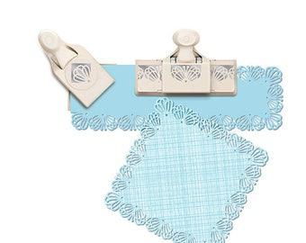 Martha Stewart Butterfly Lace Large Punch