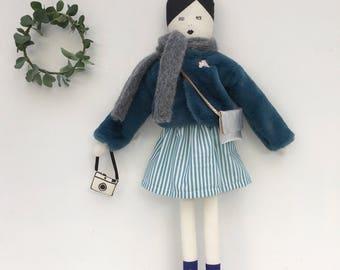 Dawn, a limited edition doll